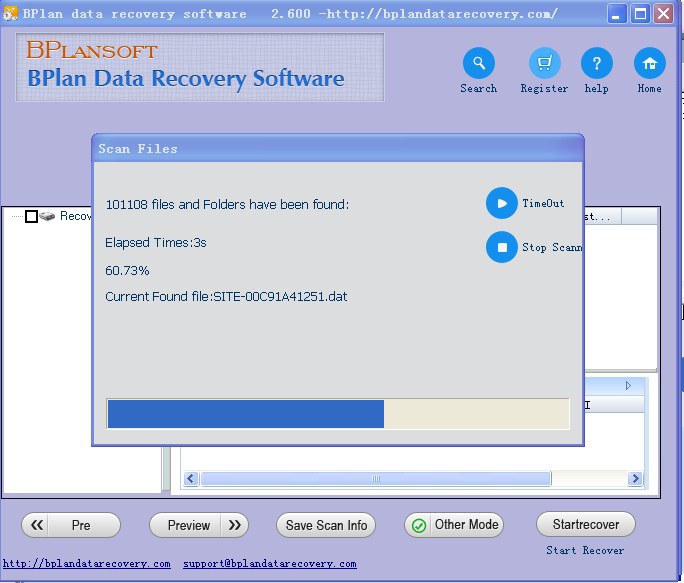 EXFAT file system recovery